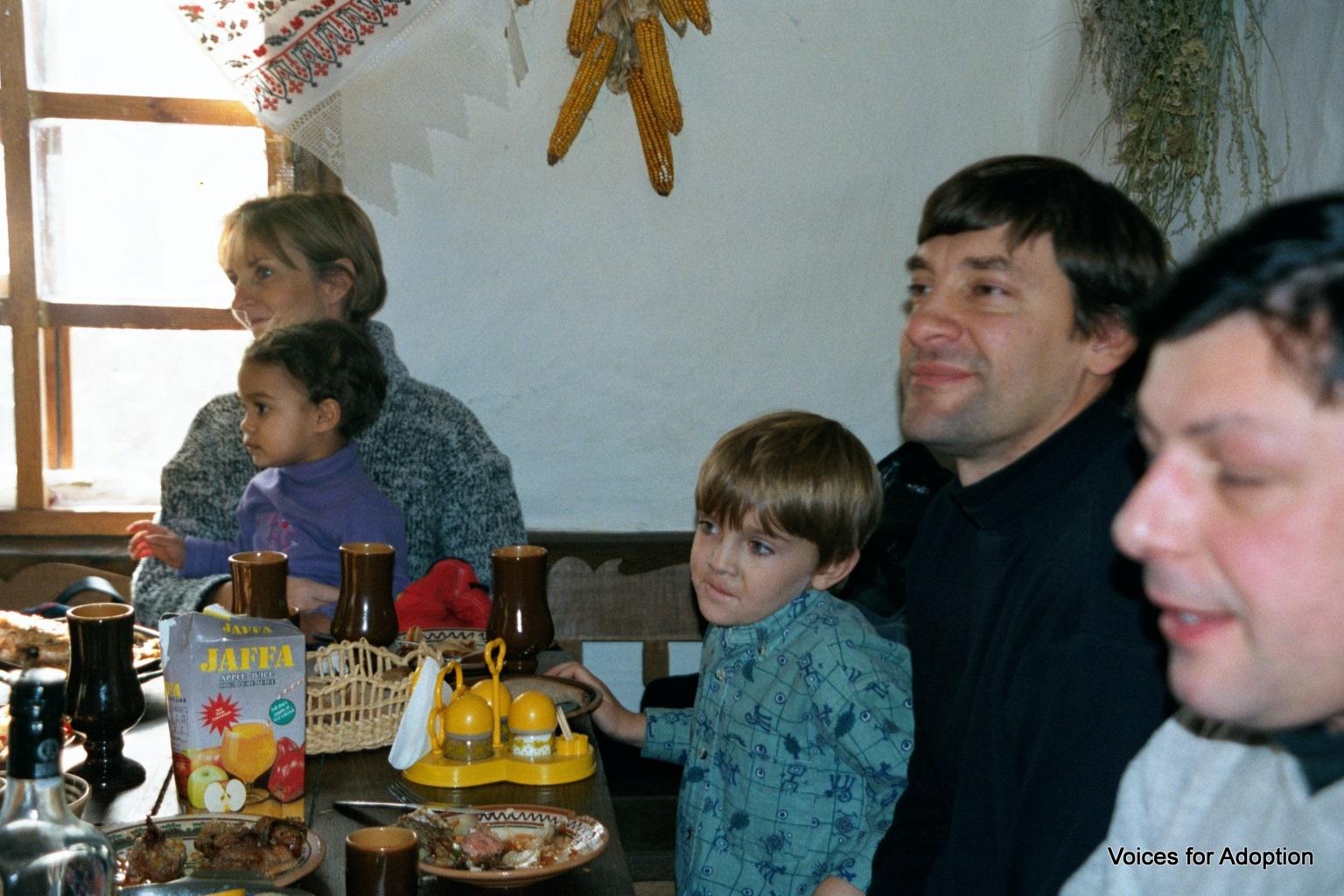 Ukraine Adoption Experiences