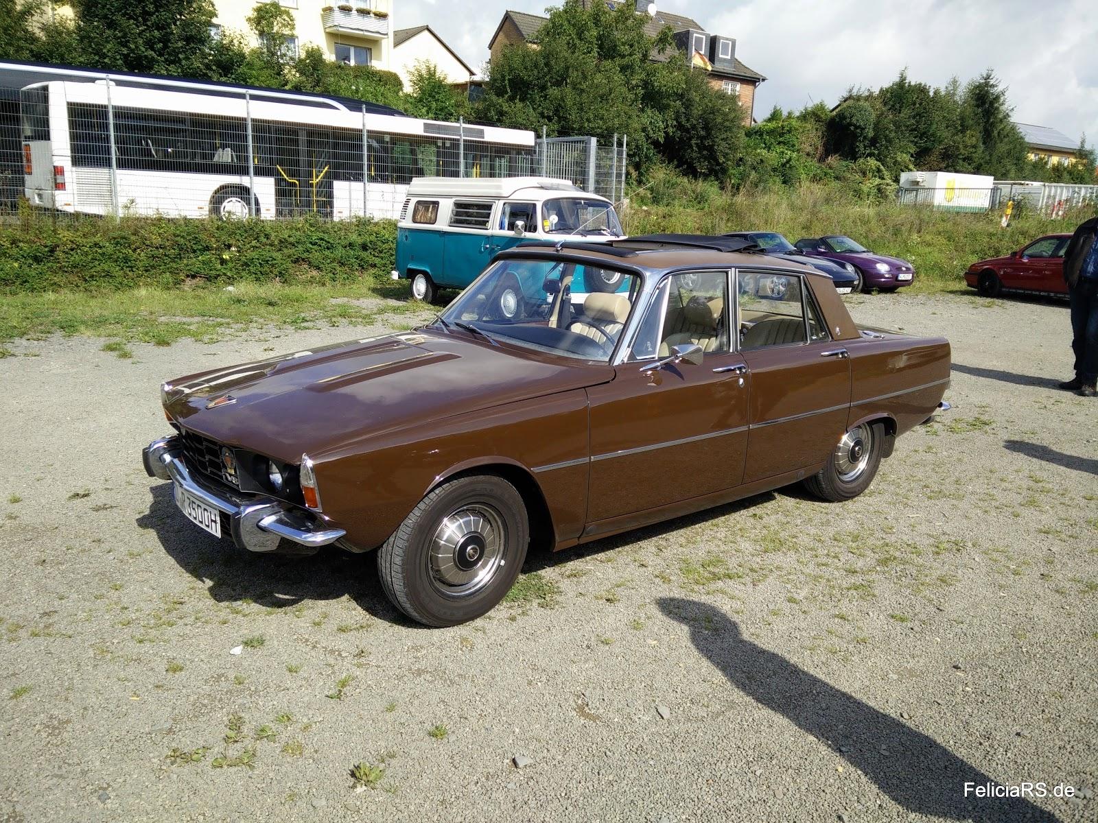 Rover P6 3500