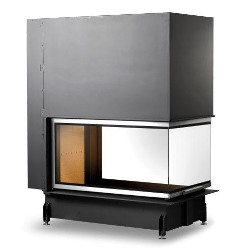 PANTECH 100 EVO V LD PODIZNI dim. 1127x665x1332 promjer dimovodne cijevi: fi200 težina ložišta:389 kg