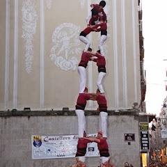 XVI Diada dels Castellers de Lleida 23-10-10