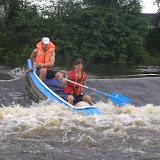 Tak sjíždí kanoe...