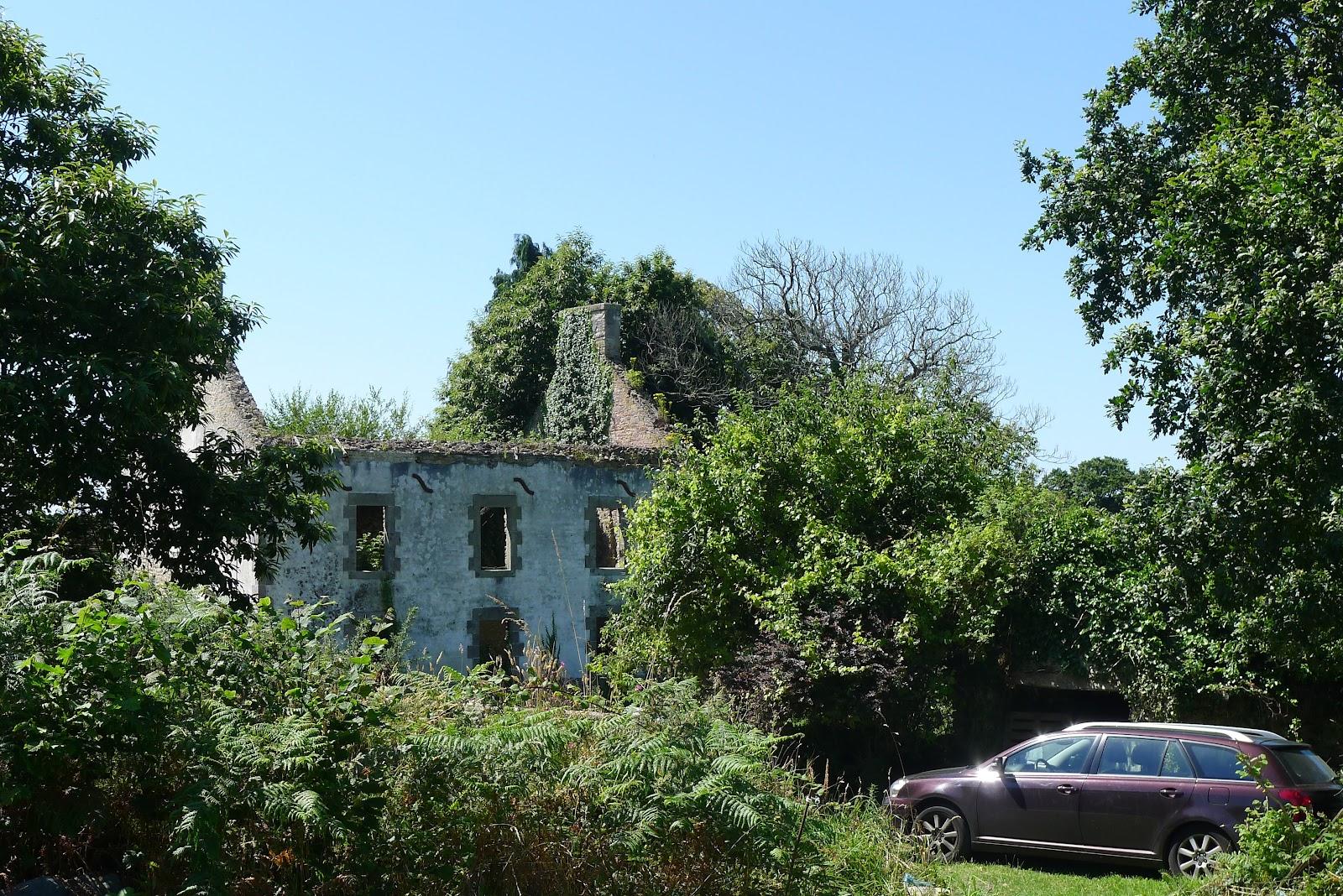 Somewhere near Melgven, France