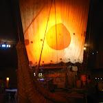 Bambusová loď Ra II, na které Thor Heyerdahl přeplul Atlantik
