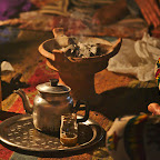 Strong tea replaces alcohol