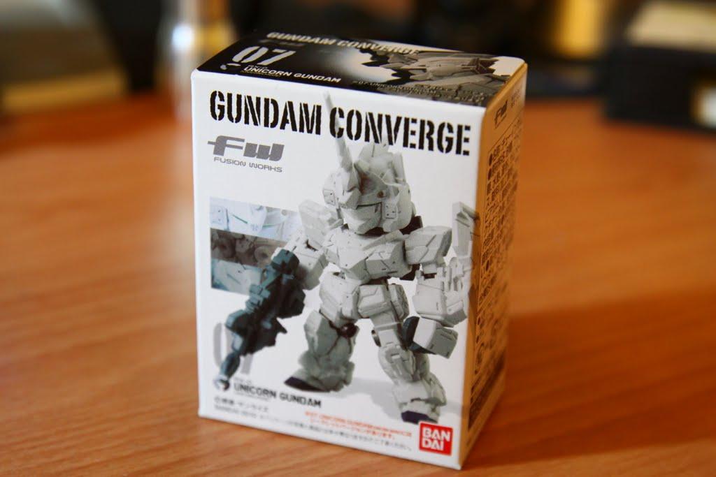 No.7 查理剛彈(Unicorn Gundam)