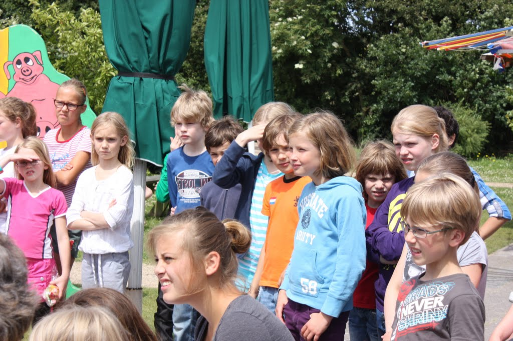 Kampeerweekend 2012 Zaterdag Zondag - IMG_7403