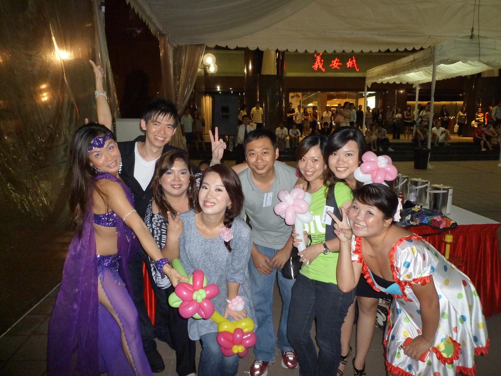 Performances in Fundraising for Japan Post Tsunami (10Jul'2011)