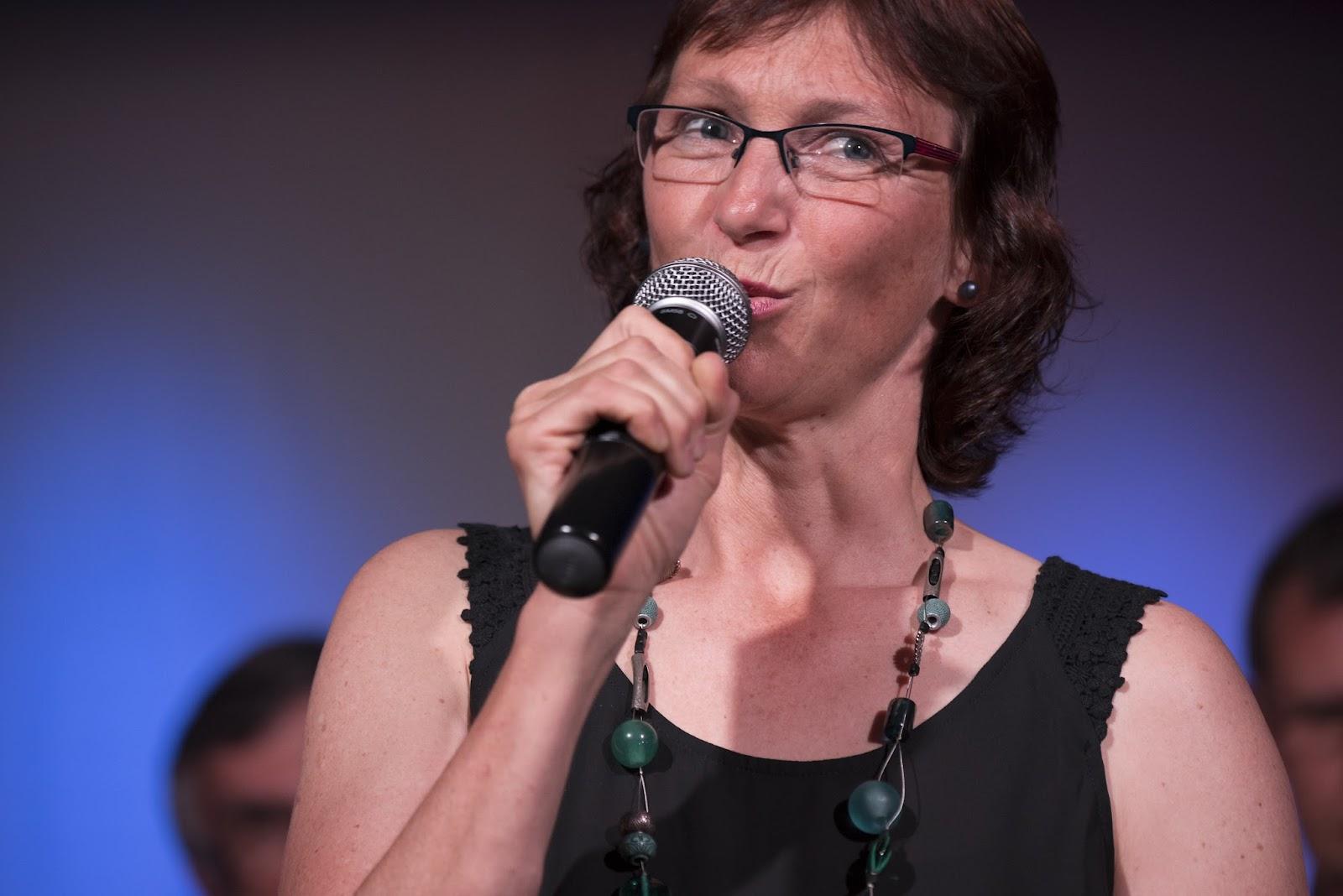 Lisa Kölliker, admin. Leiterin
