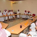 1431-10-09 هـ - حفل معايدة عيد الفطر