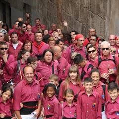 2a Festa Major dels Castellers de Lleida + Pilars Imparables contra la leucèmia de Lleida 18-06-201