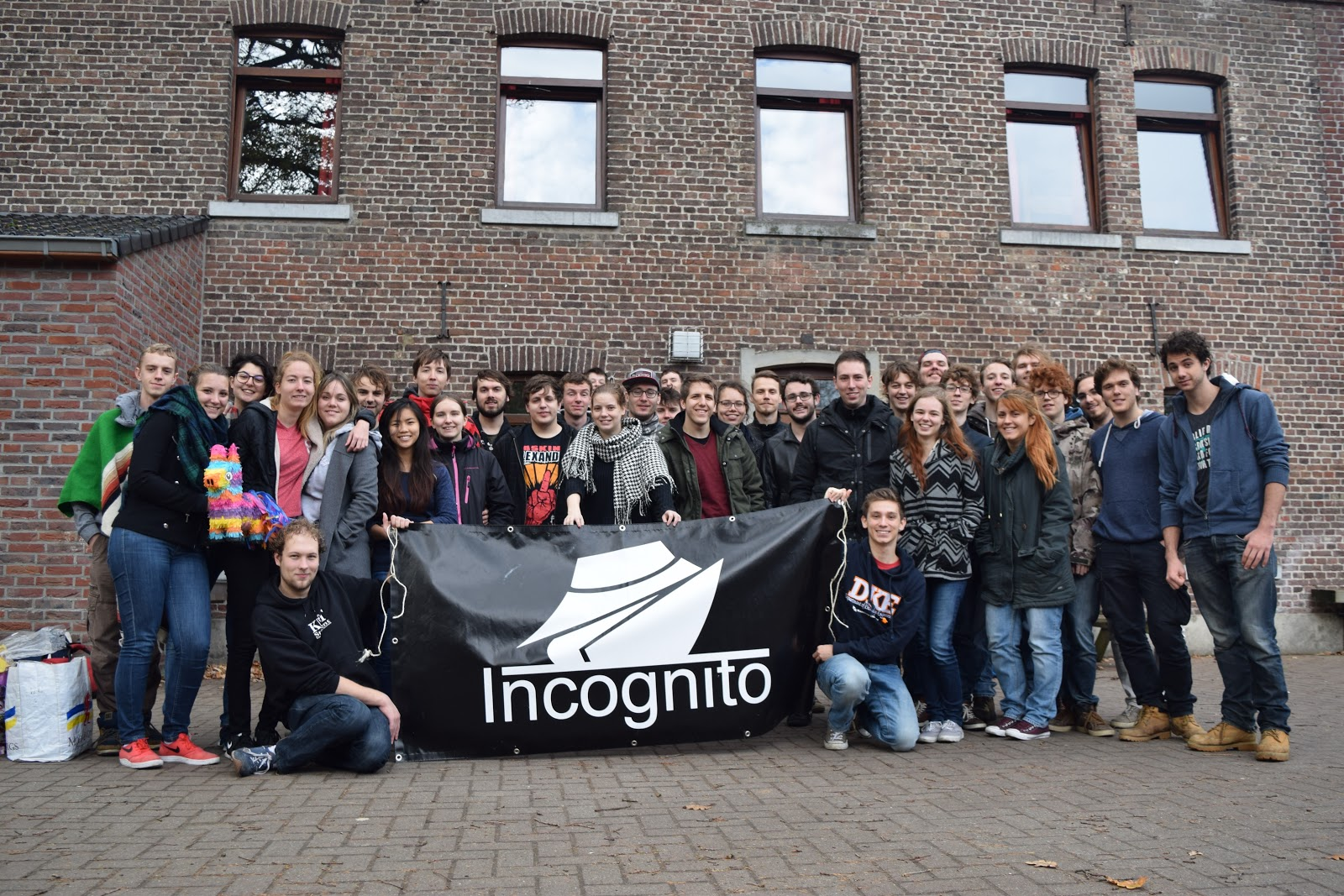 incognito Camp 2015