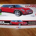 Bouwverslag Tamiya M-03L Mini Cooper_1