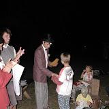 Záverečný táborák (4): Předávání diplomů a ocenění