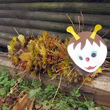 Housenka na Bramberku - podzimní inspirace na výtvarnou výchovu ;)