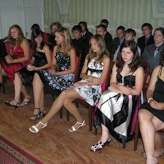 Loučení s devátou třídou 2010