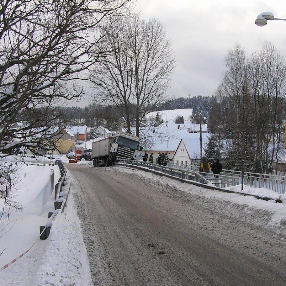 Nehoda kamionu - P1280089