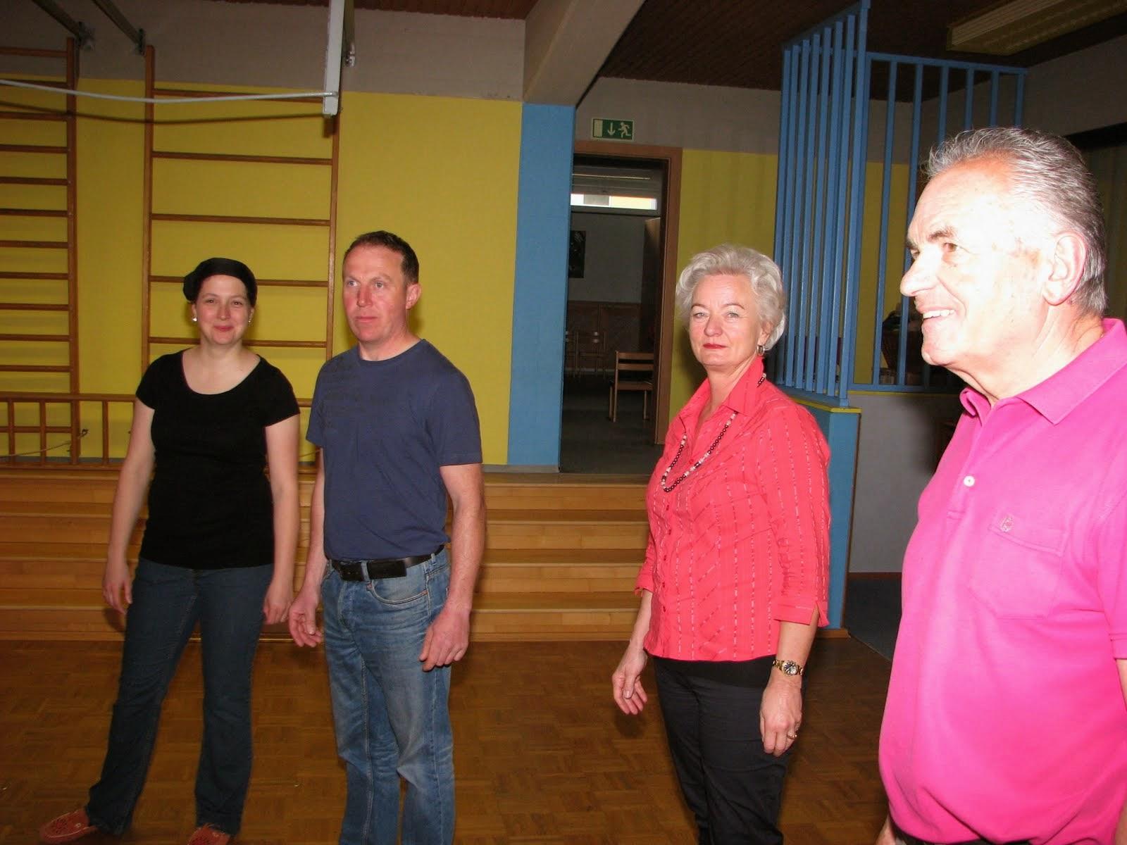Tanzseminar März 2014