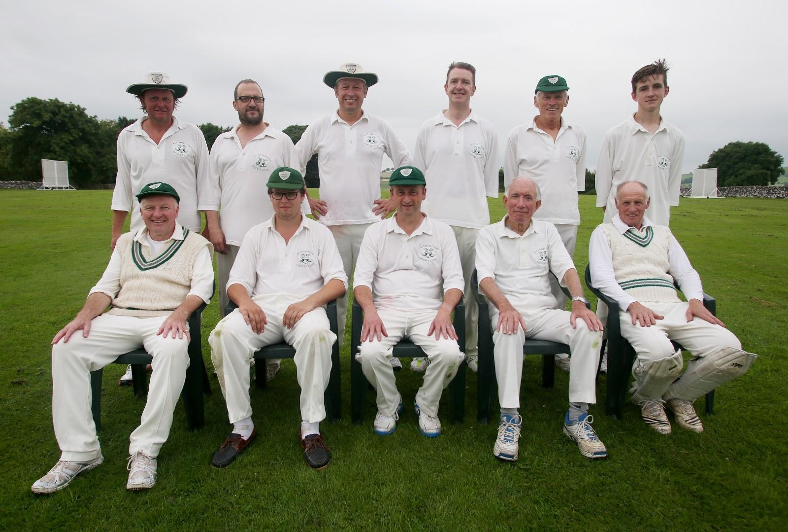 Alstonefield Cricket Club 2016