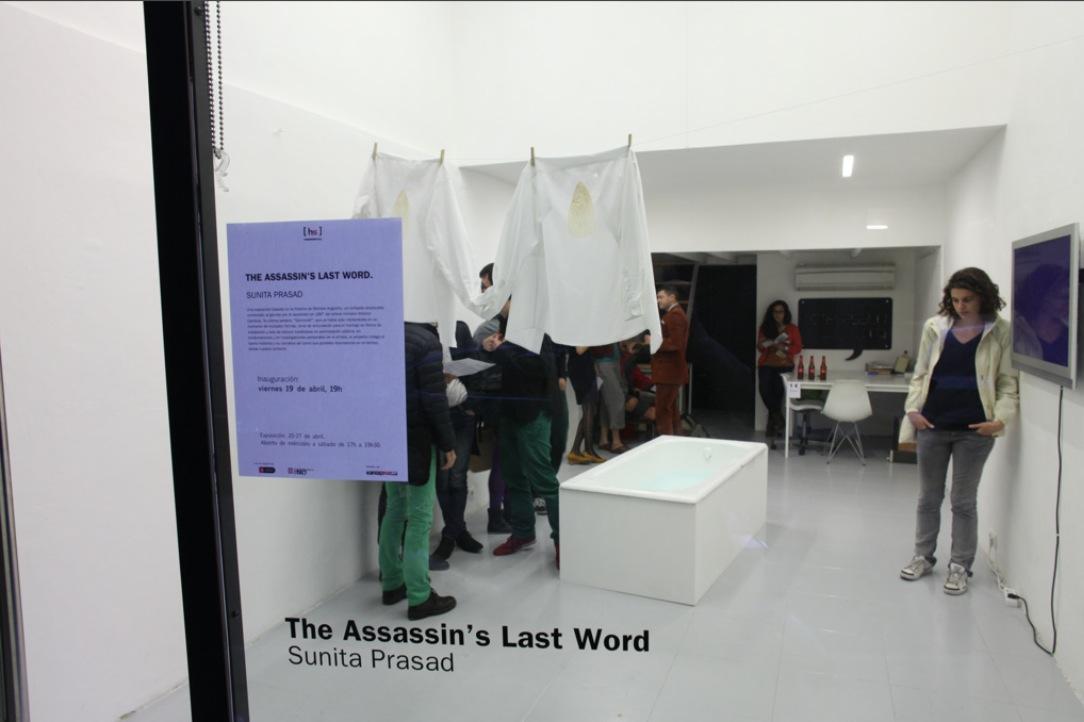 Sunita Prasad: The Assassin's Last Word.