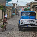 Zil trucks are popular in Cuba