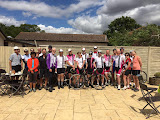 All stars ride at Much Hadham - 19th July 2015