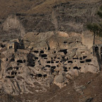 Finally we have reached Vardzia - a cave town-monastery from 11th century