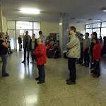 MSF 2012 - lekce pro zrakově postižené v Brně Pisárkách