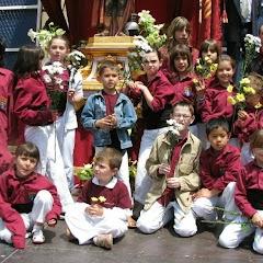 Ofrena a Sant Anastasi 11-05-2008