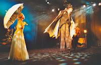 Théâtre du Vertige, La folle histoire du ciel 01, Cossé 2002