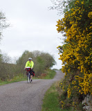 Dropping into Strath Brora
