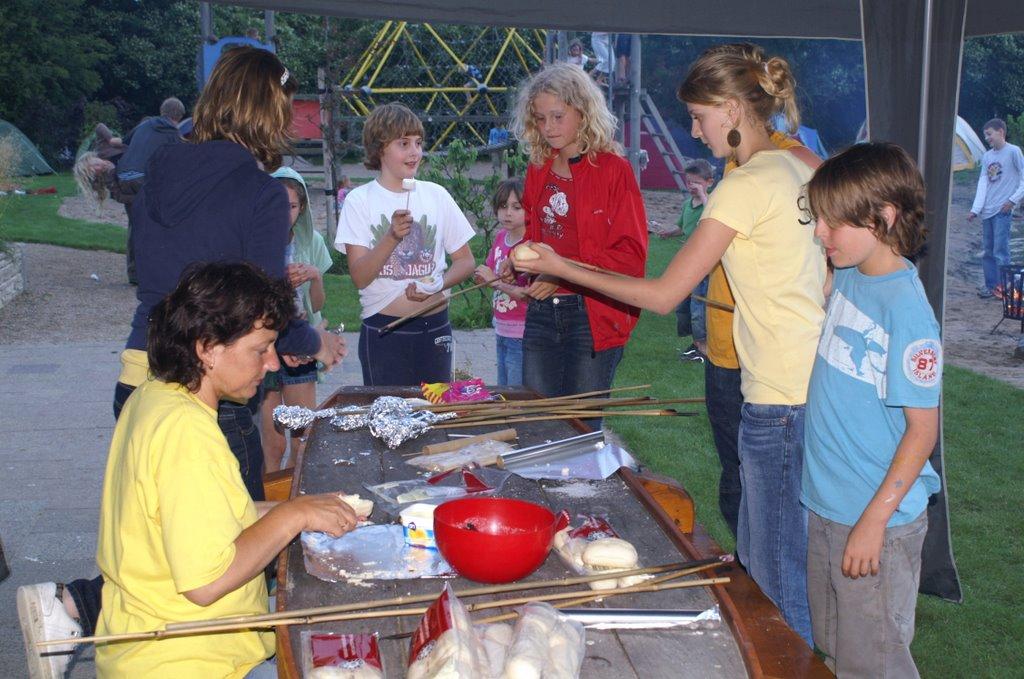 Kampeerweekend 2007 - PICT2982