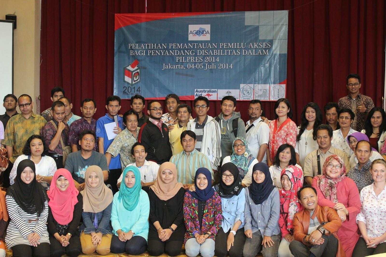 Jakarta Observer Workshop 4-5 July 2014