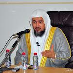 1432-01-03 هـ - د.عبدالله بن صالح العبيد يزور الجمعية