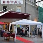 Fête_12_Grillades devant le Royal proposée par la Coopérative
