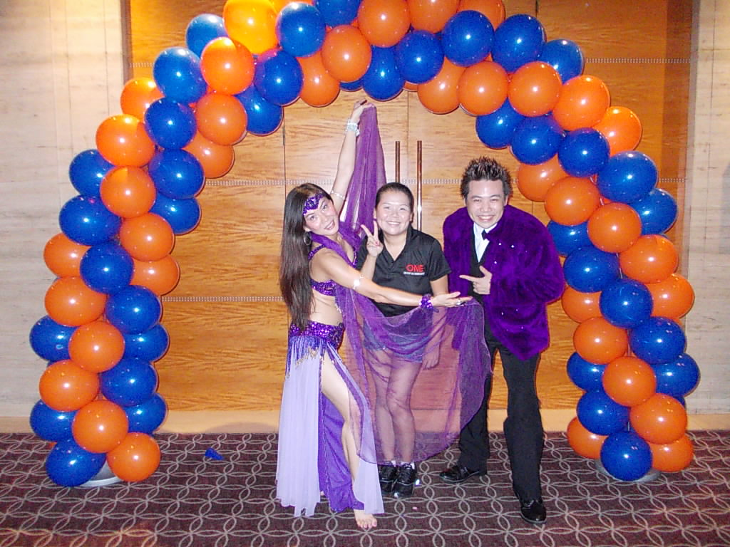 Corporate' Dinner & Dance Performance (Sheraton Hotel)' 2011