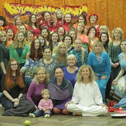Женский семинар 8 марта 2014