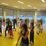 """Stage 4  """"A la découverte de la danse"""" Hip-Hop 26 & 27 Novembre 2011"""