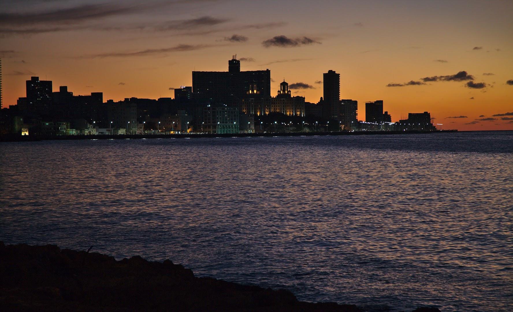 Skyline of Havana