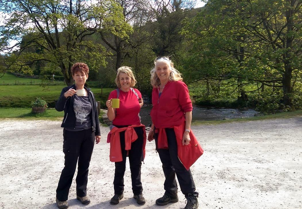 Leaden Boot Test Walk 12-13 May 2015