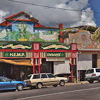 Nimbin is much about hemp, although you can't smoke it publicily