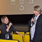 Adeline Stern et Frédéric Gonseth, co-réalisateur d'un documentaire interactif
