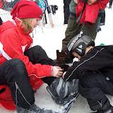 Zkoušíme si snowboard (2)