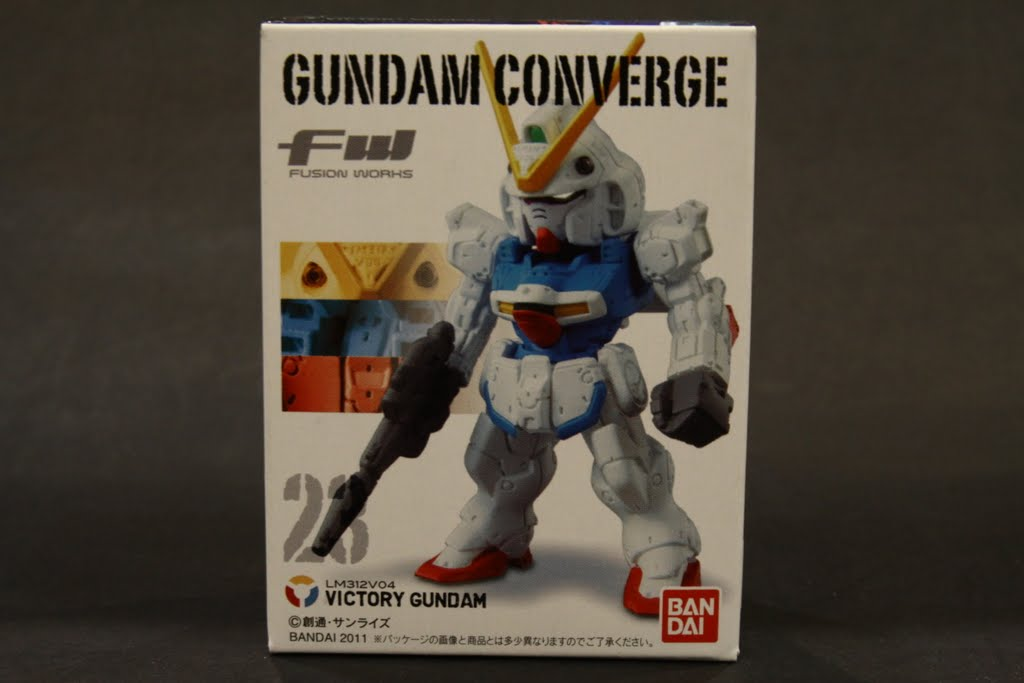 No.23 V gundam