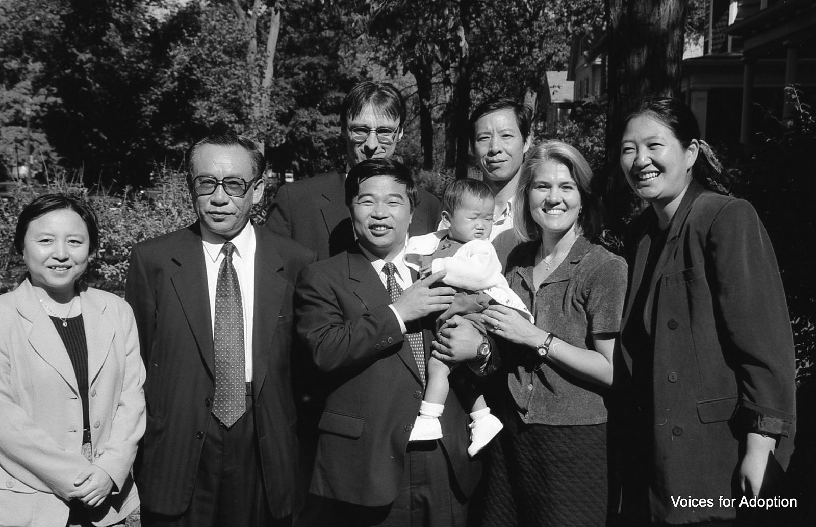 Chinese Dignitary Visit
