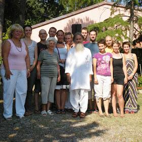 Summer retreat 2011   Satguru Sirio Ji   Meditation