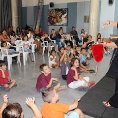 Mags del món al Local de Castellers de Lleida 22-09-2012