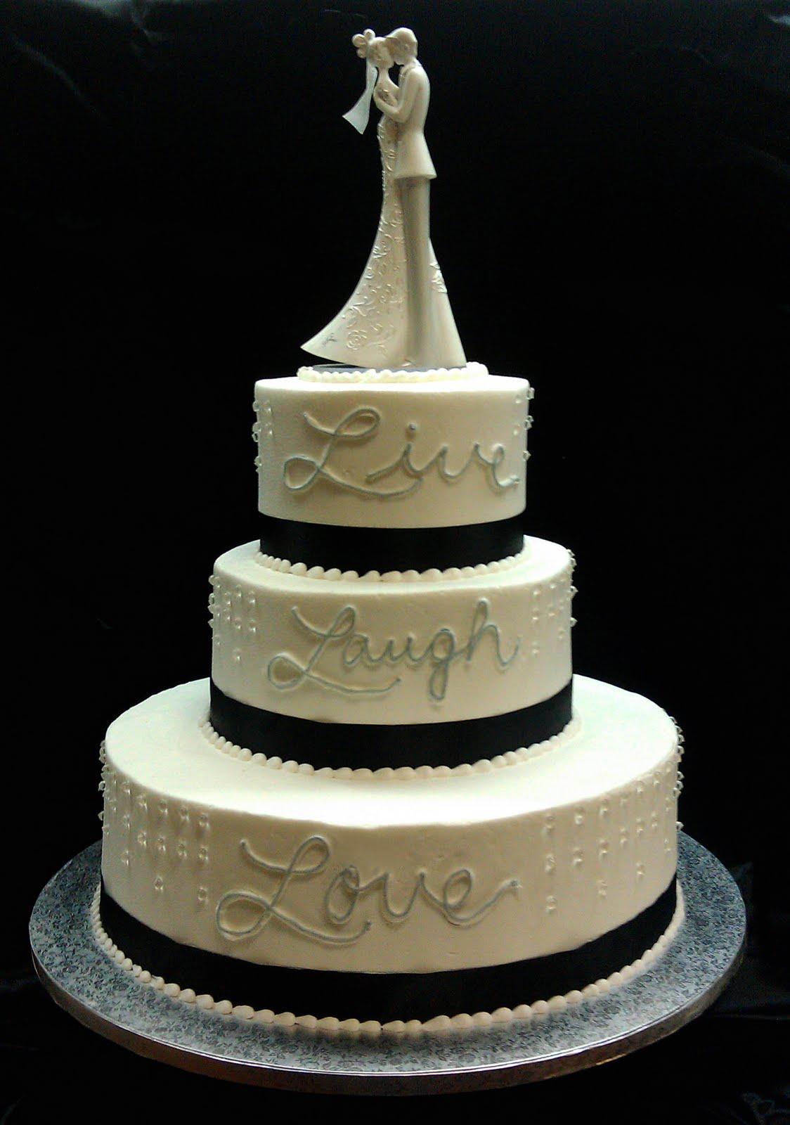 Wedding - Live, laugh, Love - Round - Level2
