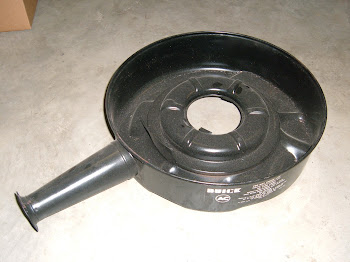 1960's 4 barrel air filter housings, we have several different ones, contact us with needs.