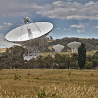 Nasa JPL deep-space network facilities not far from Canberra