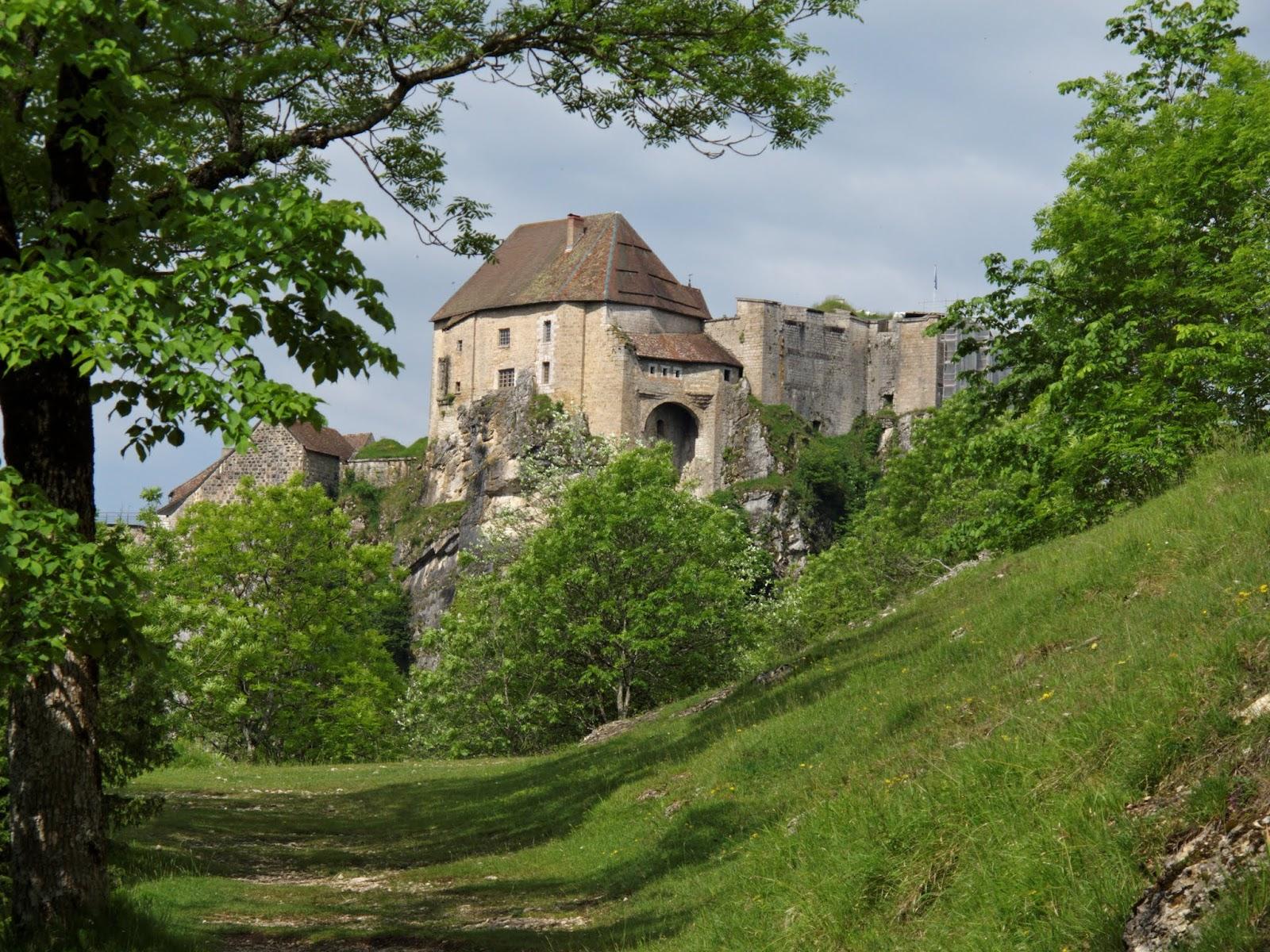 Château de Joux Côté Larmont